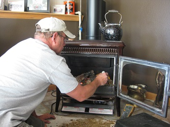 gas fireplace service bailey co