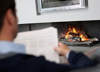 gas fireplace bailey co